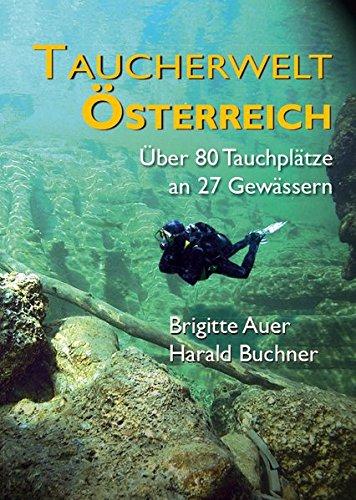 Buch Taucherwelt Österreich